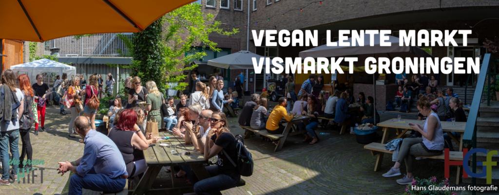 The Green Shift Vegan Lente Markt Groningen